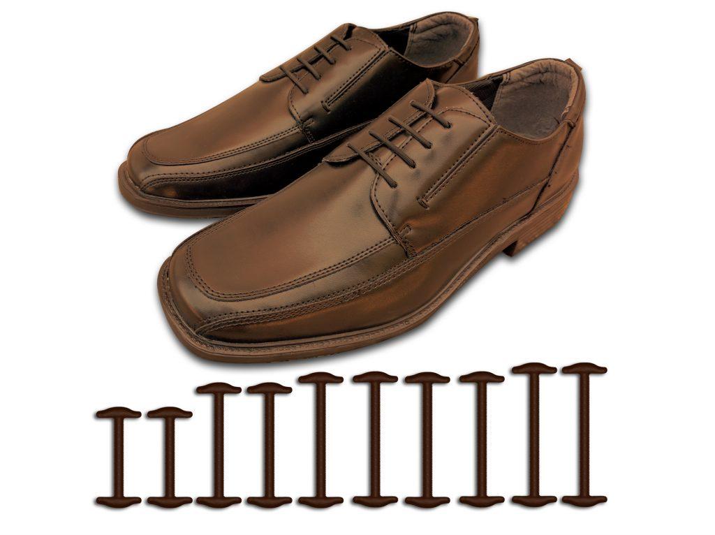 No-Tie Elastic Shoelaces - Erkies